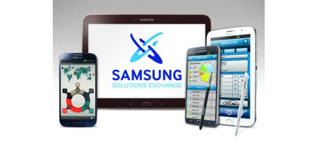 Samsung kündigt Business-App-Store an