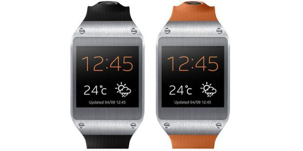 Samsungs Smartwatch Galaxy Gear