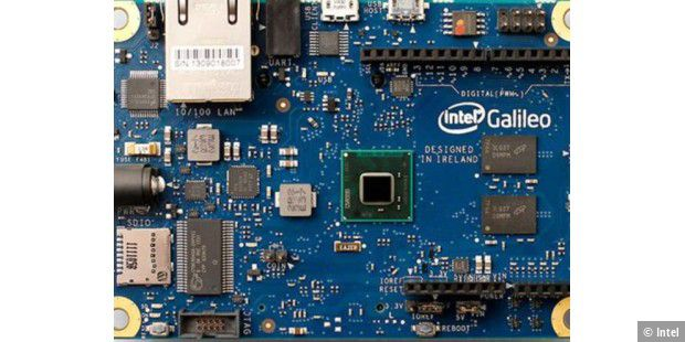 Open-Source-PC Galileo von Intel