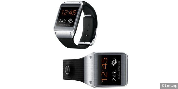 Samsung Galaxy Gear im Test