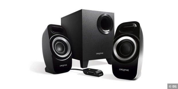 Störende Geräusche am PC-Lautsprecher eliminieren - PC-WELT
