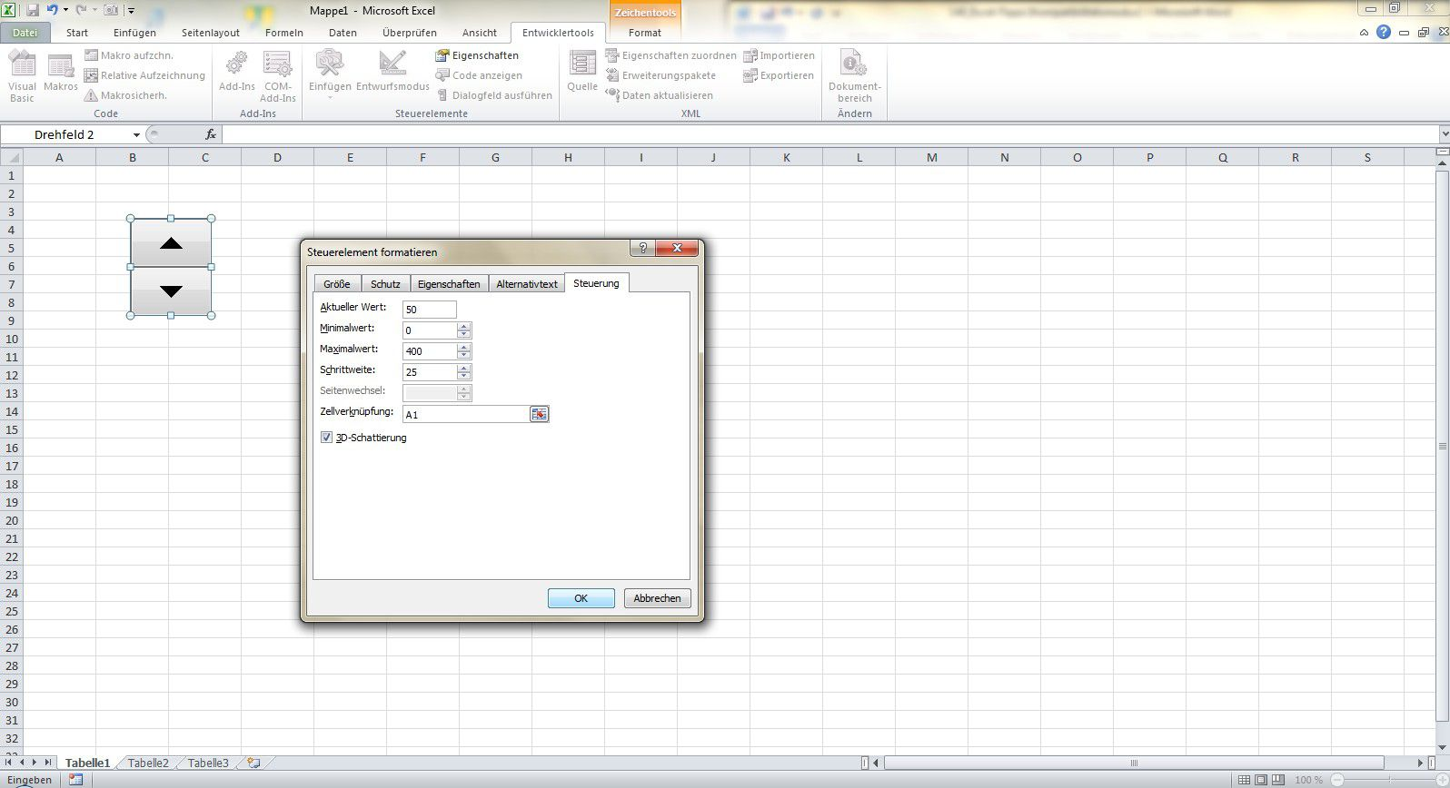 Excel Name Arbeitsblatt In Zelle Einfügen : Excel tabellen mit professionellen steuerelementen