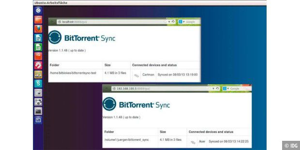 Die Cloud Alternative: Bittorrent Sync