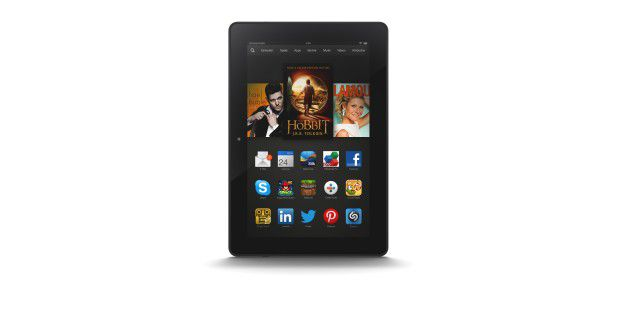 Top-Tablet mit App-Schwäche: Amazon Kindle Fire HDX