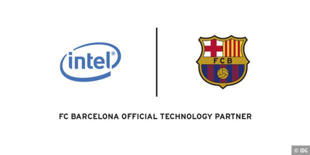 Intel neuer Technologie-Partner vom FC Barcelona