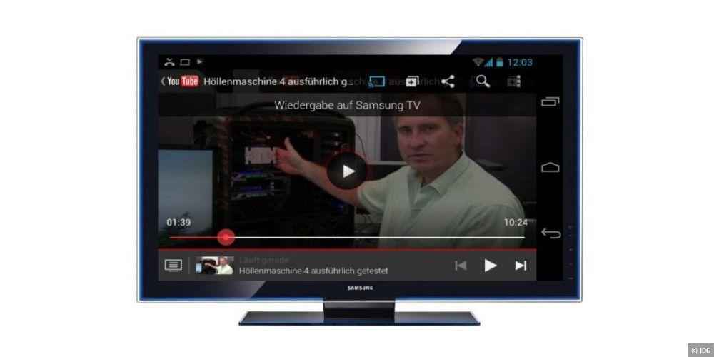 Bild Vom Pc Auf Fernseher