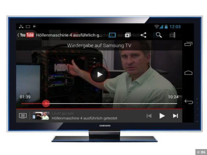 Videos Auf Fernseher Abspielen