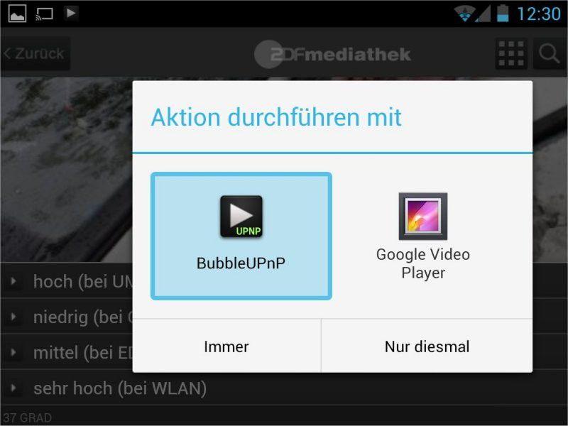 Fotos, Videos und Musik vom Handy auf den Fernseher - PC-WELT
