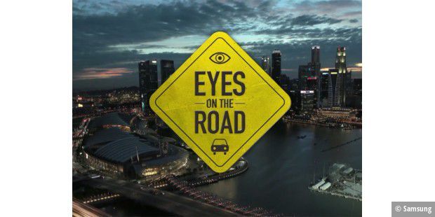 Eyes on the Road startet in Singapur