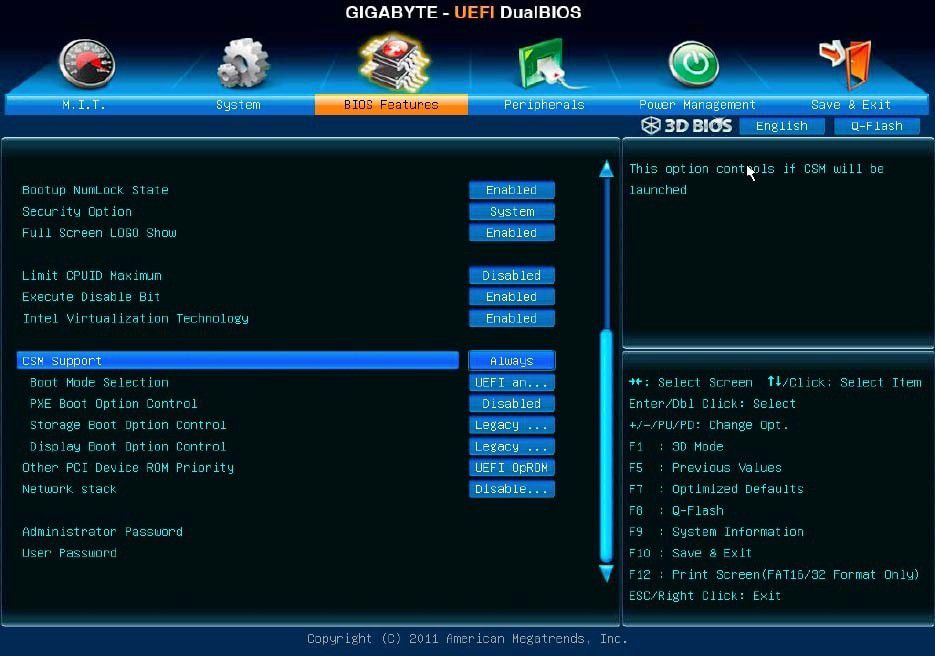Alle Details zu UEFI-Firmware - PC-WELT