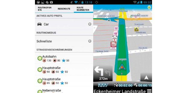 Map Factor: GPS Navigation