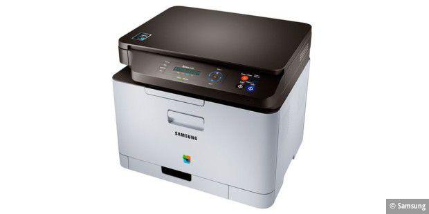 Samsung Xpress C460W im Test - PC-WELT