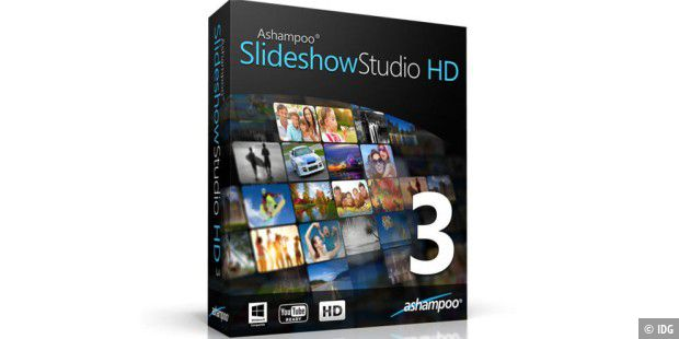 Ashampoo Slideshow Studio HD 3