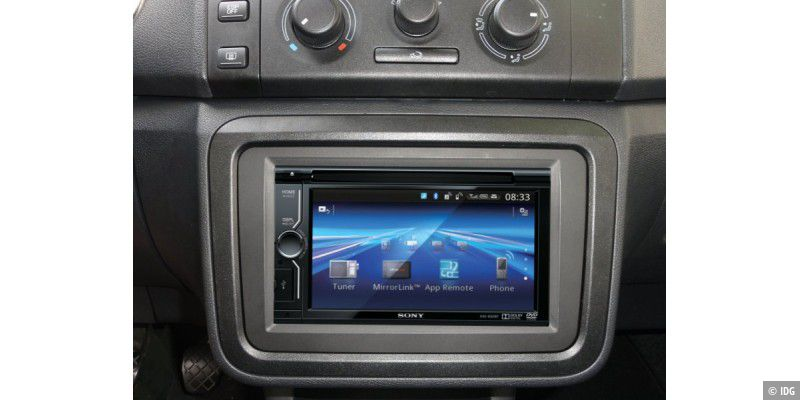 Mirrorlink bringt Android ins Auto: Test im VW Bus, Passat, Polo
