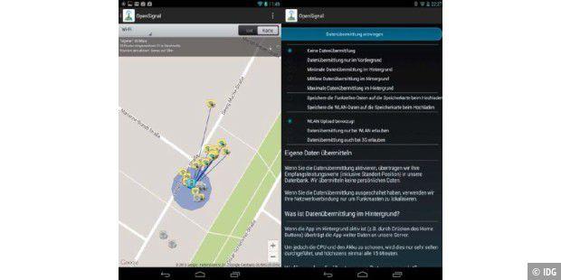 Android Handy orten ohne Internet selbst gemacht