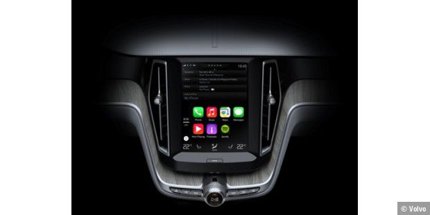 CarPlay im Volvo