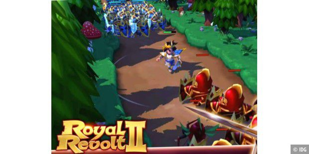 Royal Revolt 2 für Android
