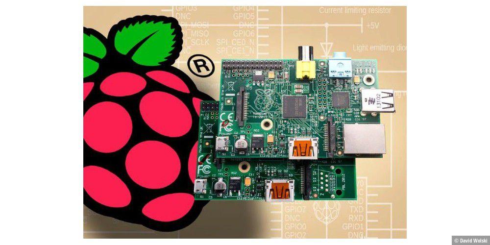 Raspberry Pi - So richten Sie den Mini-PC ein