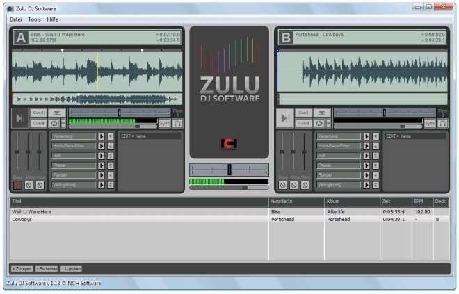 Zulu DJ Free - PC-WELT