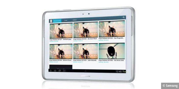Schneller Videoschnitt mit Galaxy-Geräten - PC-WELT