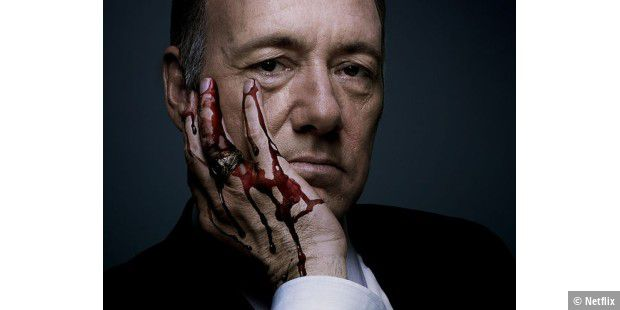 House of Cards in 4K über den Netflix-Stream