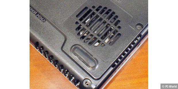 Clean fans result in efficient airflow.