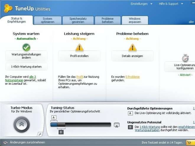 tuneup utilities 2010 free download
