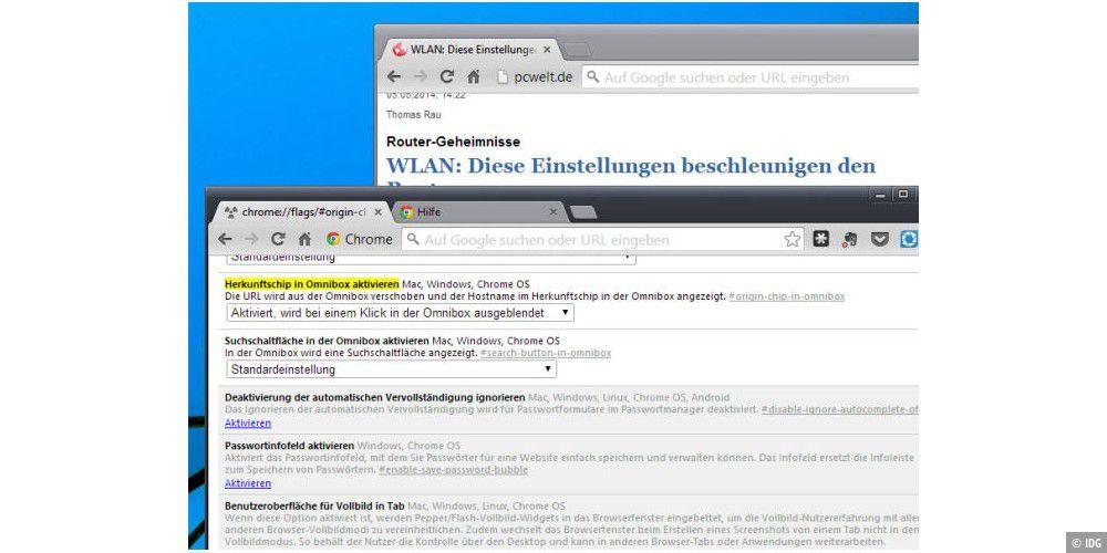 Google Chrome Bald Ohne Url Anzeige Pc Welt