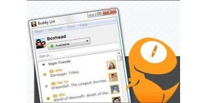 Instant Messenger: Raptr