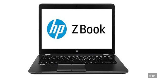 HP ZBook 14 Workstation