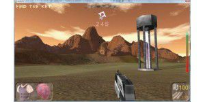 3D-Shooter: Lone Wolf 3
