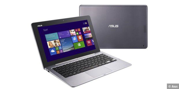 Tablet und Ultrabook und PC: Asus Transformer Book Trio