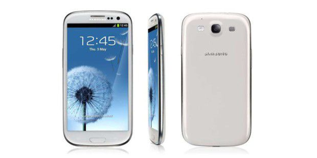 Samsung Galaxy S3 im Test