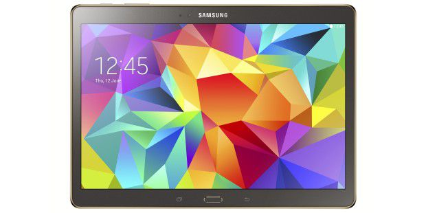 Samsung Galaxy Tab S 10.5: Display