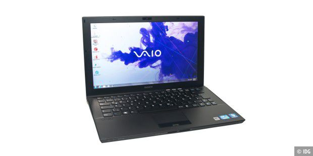 Sony Vaio VPC-Z21: High-End-Notebook mit idealer Tempokombination aus Core i7 und SSD