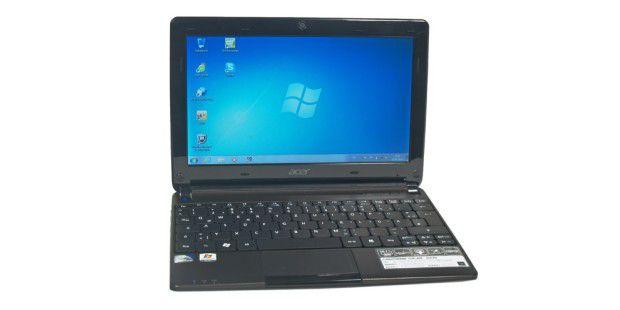 Netbook mit neuer Atom-CPU: Acer Aspire One D270
