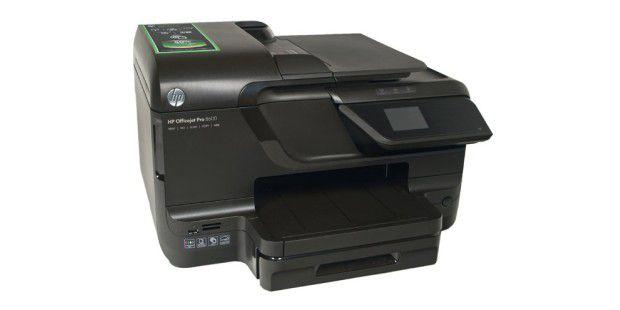 Tintenkombi mit günstigen Seitenpreisen: HP Officejet Pro8600