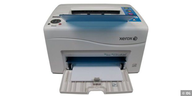 LED-Technik: Farblaserdrucker Xerox Phaser 6010V/N