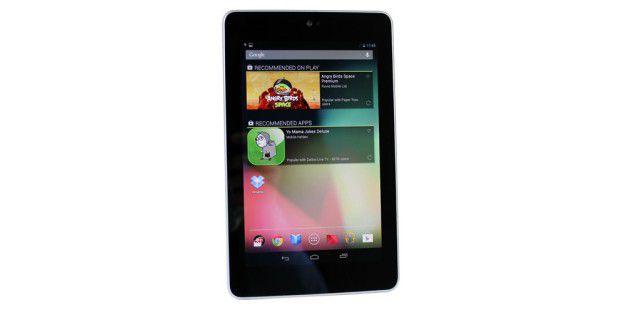 Das Google Nexus 7 bringt eine Quad-Core-CPU mit: Ist es damit das schnellste Tablet im Test?