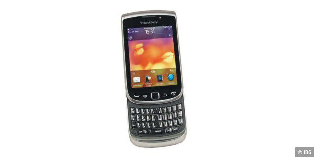 RIM BlackBerry Torch 9810 im Test