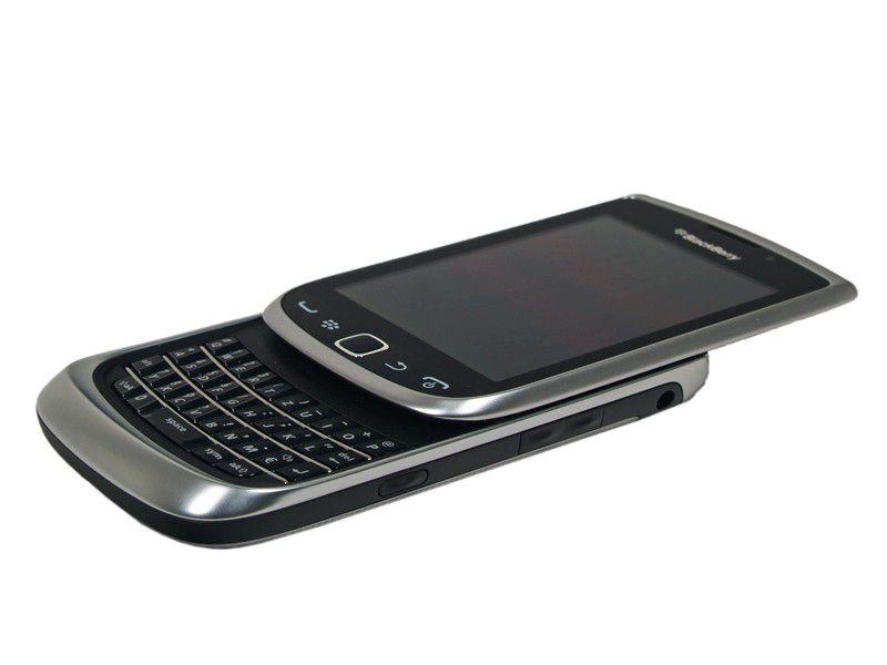 RIM BlackBerry Torch 9810 im Test