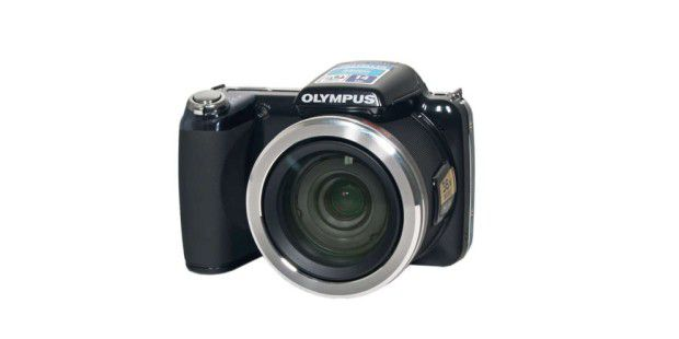 Olympus SP-810 UZ im Test