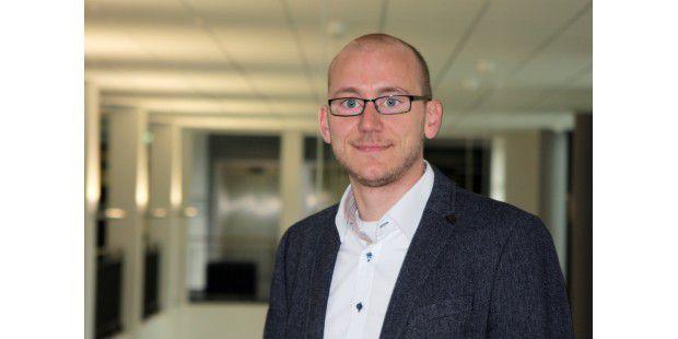 Niko Thome ist Leiter technische Informationssicherheitbei WEB.DE, GMX und 1&1.