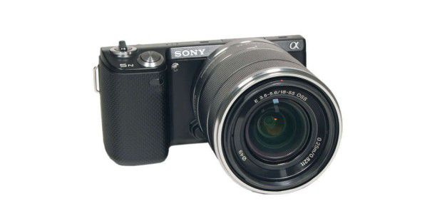 Sony Alpha NEX-5N im Test