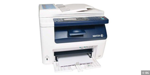 Farblaser-Multifunktionsgerät mit LED-Technik: Xerox Workcentre 6015NI