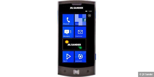 Jil Sander Mobile (LG E906) im Test
