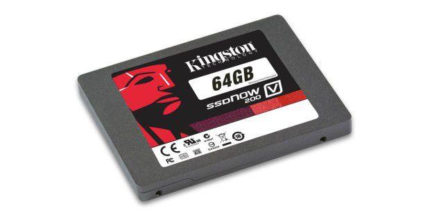 Für den kleinen Geldbeutel: SSDs mit 64 GB