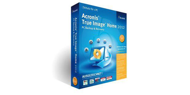 Windows auf die SSD umziehen mit Acronis True Image Homeoder anderen Image-Programmen