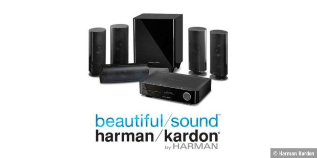 "Harman Kardon ""Beautiful Sound"""