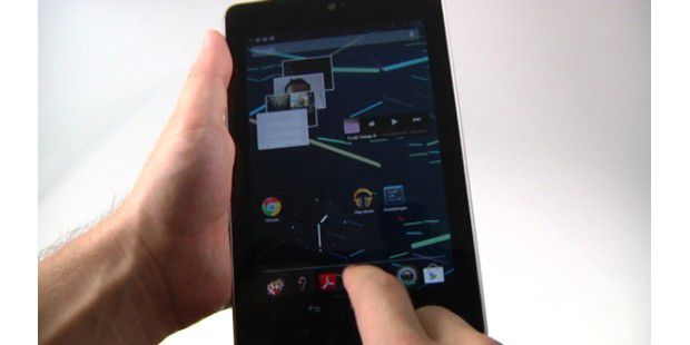 Google Nexus 7 im Test-Video
